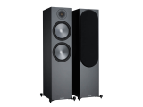Monitor Audio Bronze 500 Speakers (Black, Damaged)