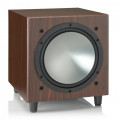 Monitor Audio Bronze W10 Subwoofer (Walnut, Open Box)