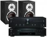 Onkyo A-9010 w/ Onkyo C-7030 w/ Dali Spektor 2 Speakers