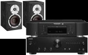 Onkyo A-9010 Amplifier w/ Marantz CD6006 UK w/ Dali Spektor 2 Speakers