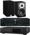 Onkyo A-9010 w/ Onkyo C-N7050 w/ Dali Zensor 1 Speakers