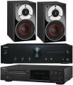 Onkyo A-9010 w/ Onkyo C-N7050 w/ Dali Zensor Pico Speakers