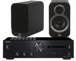 Onkyo A-9110 Amplifier w/ Q Acoustics 3010i Speakers