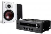 Onkyo TX-8150 w/ Dali Zensor 1 Speakers