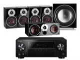 Pioneer VSX-531 w/ Dali Zensor 1 Speaker Package 5.1