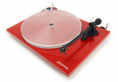 Pro-Ject Essential III A Turntable Red (Damaged)