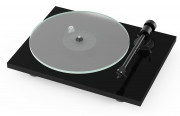 Pro-Ject T1 Turntable (Open Box, White)