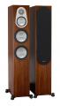 Monitor Audio Silver 300 Floorstanding Speakers Walnut