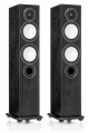 Monitor Audio Silver 6 Speakers (Open Box, Black Oak)