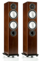 Monitor Audio Silver 6 Speakers (Open Box, Walnut)