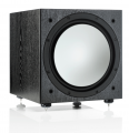 Monitor Audio Silver W12 Subwoofer (Open Box, Black Oak)