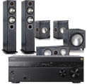 Sony STR-DN1080 AV Receiver w/ Monitor Audio Bronze B5 AV Speaker Package 5.1