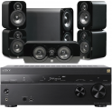 Sony STR-DN1080 AV Receiver w/ Q Acoustics 3000 Speaker Package 5.1