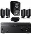 Sony STR-DN1080 AV Receiver w/ Q Acoustics 7000i Plus Speaker Package