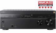 Sony STR-DN1080 7.2 Channel Home Theater AV Receiver Black