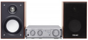 Teac HR-S101 System (Open Box, Silver/Wood)