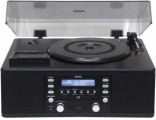 TEAC LP-R500 Vinyl/Tape Copy Station (Open Box, Black)