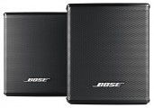 Bose Virtually Invisible 300 wireless surround speakers Black VI300