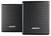 Bose Surround Speakers (Black, Open Box)