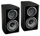 Wharfedale Diamond 11.1 Speakers (Open Box, Black)