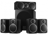 Wharfedale DX-2 5.1 Speaker Package