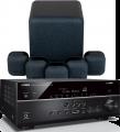 Yamaha RX-V585 AV Receiver w/ Monitor Audio MASS 5.1 Gen2