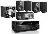 Yamaha RX-V685 AV Receiver w/ Dali Oberon 1 5.1 Speaker Package