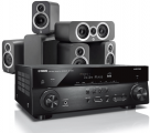 Yamaha RX-A680 AV Receiver w/ Q Acoustics 3010i Speaker Package 5.1