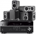 Yamaha RX-V685 AV Receiver w/ Q Acoustics 3010i 5.1 Cinema Pack