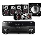 Yamaha RX-A670 AV Receiver w/ Dali Zensor 1 Speaker Package 5.1