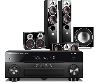 Yamaha RX-A870 AV Receiver w/ Dali Zensor 7 Speaker Package