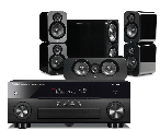Yamaha RX-A660 AV Receiver w/ Q Acoustics 3000 Speaker Package 5.1