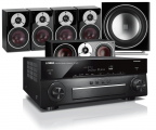 Yamaha RX-A880 AV Receiver w/ Dali Zensor 1 Speaker Package