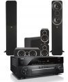 Yamaha RX-A880 AV Receiver w/ Q Acoustics 3050i Speaker Package 5.1