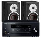 Yamaha CRX-N470D w/ Dali Spektor 2 Speakers