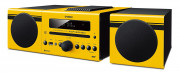 Yamaha MCR-B043D Hifi System (Yellow, Open Box)
