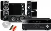 Yamaha RX-V781 w/ Q Acoustics 3000 Speakers (5.1)