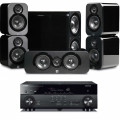 Yamaha RX-A670 AV Receiver w/ Q Acoustics 3000 Speaker Package 5.1