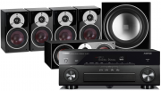 Yamaha RX-A870 AV Receiver w/ Dali Zensor 1 Speaker Package