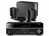 Yamaha RX-V481 AV Receiver w/ Q Acoustics 7000i Speaker Package 5.1