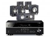 Yamaha RX-V581 w/ Monitor Audio Bronze 2 Speaker Package 5.1