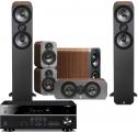 Yamaha RX-V581 w/ Q Acoustics 3050 Speaker Package 5.1