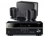 Yamaha RX-V681 AV Receiver w/ Q Acoustics 7000i Speaker Package 5.1