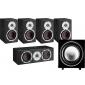 Dali Spektor 1 Floorstanding Speaker Package (5.1)
