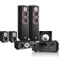 Denon AVR-X2300W w/ Dali Spektor 6 Speaker Package (5.1)