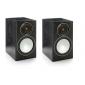 Monitor Audio Silver 1 Speakers (Open Box, Black Oak)