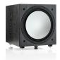 Monitor Audio Silver W12 Subwoofer (Open Box, Black Oak)