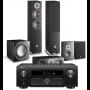Denon AVC-X6500H AV Receiver w/ Dali Oberon 5 5.1 Speaker Package