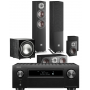 Denon AVC-X6700H AV Receiver w/ Dali Oberon 5 5.1 Speaker Package