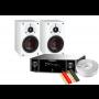 Marantz M-CR511 w/ Dali Zensor 3 Speakers